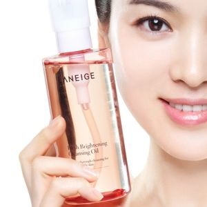Laneige apricot cleansing oil 40 samples